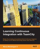 Manoj Mahalingam S: Learning Continuous Integration with TeamCity