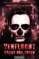 Rob Blackwell: Verflucht – Nacht der Toten (Mystery-Thriller)