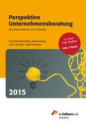 Perspektive Unternehmensberatung 2015 - Das Expertenbuch zum Einstieg. Branchenüberblick, Bewerbung, Case Studies, Expertentipps