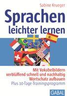 Sabine Krueger: Sprachen leichter lernen ★★★