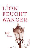 Lion Feuchtwanger: Exil ★★★★