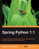 Greg Lee Turnquist: Spring Python 1.1
