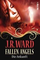 J. R. Ward: Fallen Angels - Die Ankunft ★★★★