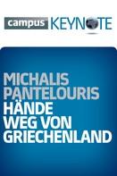 Michalis Pantelouris: Hände weg von Griechenland ★★★