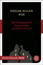 Der Untergang des Hauses Usher und andere Erzählungen
