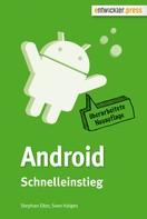 Stephan Elter: Android Schnelleinstieg ★★★★★