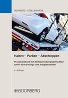 Bernd Huppertz: Halten - Parken - Abschleppen ★★★★