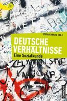 Stefan Hradil: Deutsche Verhältnisse