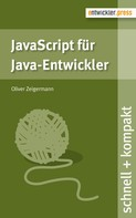 Oliver Zeigermann: JavaScript für Java-Entwickler