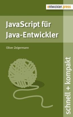 JavaScript für Java-Entwickler