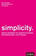 Chris Brügger: simplicity.