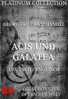 Georg Friedrich Händel: Acis und Galatea