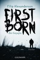 Filip Alexanderson: Firstborn ★★