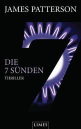 Die 7 Sünden - Women's Murder Club - - Thriller