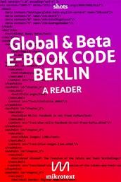 Global & beta English version - E-Book Code Berlin. A Reader