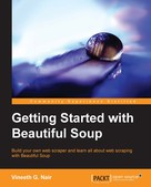 Vineeth G. Nair: Getting Started with Beautiful Soup ★★★★
