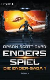 Enders Spiel - Ender-Saga 1 - Roman