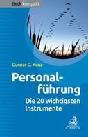 Gunnar C. Kunz: Personalführung ★★★
