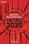 Dmitry Glukhovsky: Metro 2035 ★★★★