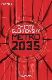 Metro 2035 - Roman