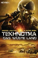 Aleksei Bobl: Tekhnotma - Das wüste Land ★★★★
