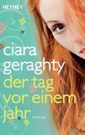Ciara Geraghty: Der Tag vor einem Jahr ★★★★