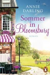 Sommer in Bloomsbury - Roman