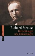 Richard Strauss: Richard Strauss