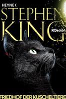 Stephen King: Friedhof der Kuscheltiere ★★★★★