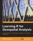 Michael Dorman: Learning R for Geospatial Analysis