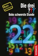 Hendrik Buchna: Die drei ??? Bobs schwerste Stunde (drei Fragezeichen) ★★★★★