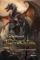 Uschi Zietsch: Drakhim - Die Drachenkrieger ★★★★★