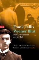 Frank Tallis: Wiener Blut ★★★★★