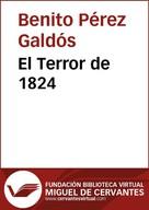 Benito Pérez Galdós: El Terror de 1824