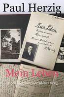 Paul Herzig: Mein Leben