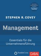 Stephen R. Covey: Management