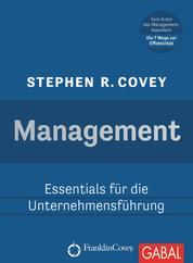 Management - Essentials für die Unternehmensführung