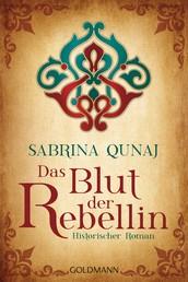 Das Blut der Rebellin - Ein Geraldines-Roman 2 - Historischer Roman