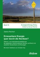 Sabine Reichert: Erneuerbare Energie quer durch die Nordsee?