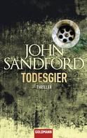 John Sandford: Todesgier ★★★