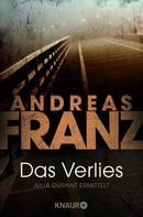 Andreas Franz: Das Verlies ★★★★★