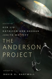 The Anderson Project - A Tor.Com Original