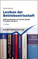 Ottmar Schneck: Lexikon der Betriebswirtschaft ★★★★★