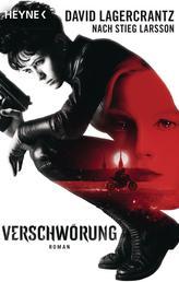 Verschwörung - Millennium 4 - Roman