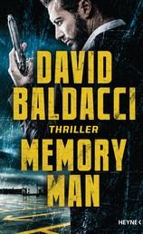 Memory Man - Thriller