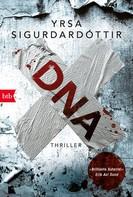 Yrsa Sigurdardóttir: DNA ★★★★