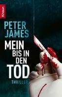Peter James: Mein bis in den Tod ★★★★