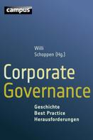 Willi Schoppen: Corporate Governance