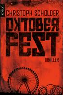 Christoph Scholder: Oktoberfest ★★★★★