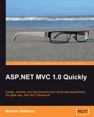 Maarten Balliauw: ASP.NET MVC 1.0 Quickly